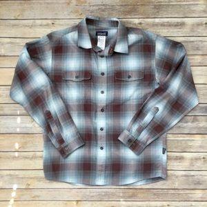Men's Patagonia Plaid Shirt, S